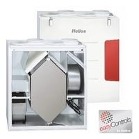 Helios Lüftungsgerät mit Wärmerückgewinnung KWL EC 300 W L (Bildquelle: Helios Ventilatoren, www.heliosventilatoren.at)