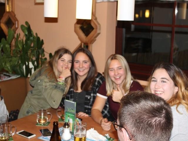 Cafe Restaurant Bar Krah Kefermarkt Oktoberfest 201711