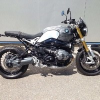 BMW R nine T Rizoma