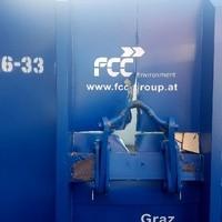 Containerreparatur - Omega Haken ausgerissen