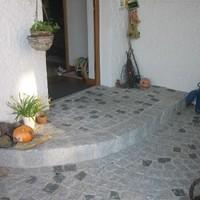 Naturpflastersteine alt und neu verlegt (11)