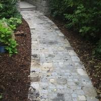 Naturpflastersteine alt und neu verlegt (16)