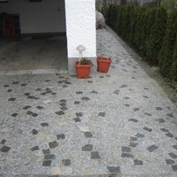 Naturpflastersteine alt und neu verlegt (25)