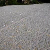 Naturpflastersteine alt und neu verlegt (3)
