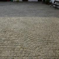 Naturpflastersteine alt und neu verlegt (5)