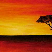 Acryl Afrika