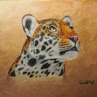 Acryl Leopard