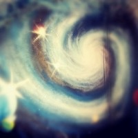 Sprühfarben Universum