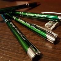 Kugelschreiber mit Laserkravur für Tapawingo Treffen 2018