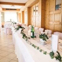 Brauttisch Hochzeit H&W