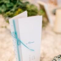 Menu Hochzeit H&W