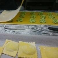 Ravioliproduktion