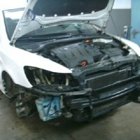 Reparatur von Unfallfahrzeugen