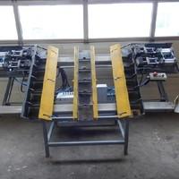 Hoppichler Brennstempel Anlage mit Steuerung
