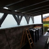 Wind-|Sichtschutz 4