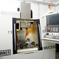 CNC Fräsmaschine SPINNER