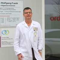 Dr. Wolfgang Frank   Arzt für Allgemeinmedizin