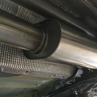 Ford Focus RS Sonderanfertigung-Klappensteuerung