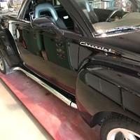 Chevrolet Anfertigung-Sidepipes