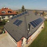 Photovoltaik_Schrägdachanlage