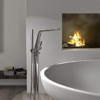Armatur_selbststehend_Badewanne