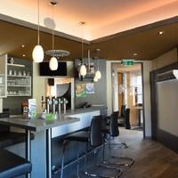 Bar & Cafe innen