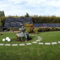Solarthermie_Photovoltaik_Garten