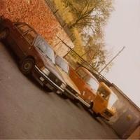 Fahrzeugflotte damals