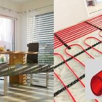 EUROVAL® Patentiertes Ovalrohrsystem   Hohe Wirtschaftlichkeit und behagliche Böden