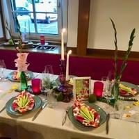 ________Stüberl________              Große Stube für Feiern bis zu 50 Gästen