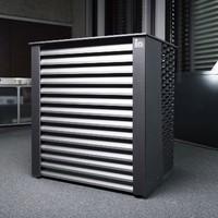 Luft-Wämepumpe-Außengerät