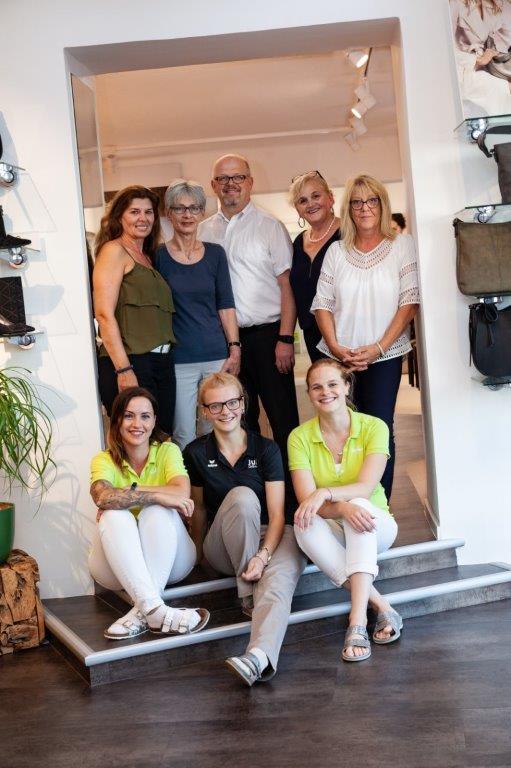Über uns (Schuhhaus IRANECK in Traun, Schuhe, Orthopädie