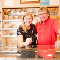 Natalie und Konrad Frühwirth Verkaufsraum Altmelon