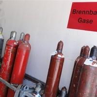 Brennbare Gase - Linde