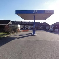 Diskont-Tankstelle (3)