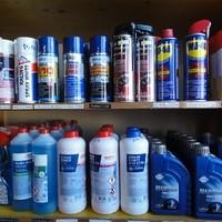 Shop - Kühlerfrostschutz und Sprays