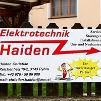 ELEKTROTECHNIK HAIDEN   Christian Haiden1