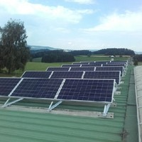Photovoltaik-Anlage Magerl