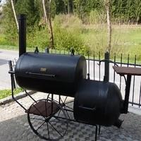 Smoker & Griller