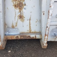 Containerreparaturen aller Art