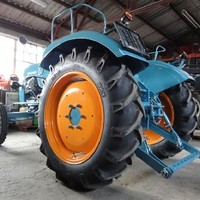 Oldtimerrestaurierung Warchalowski Traktor (2)