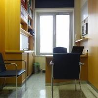 Arzt Besprechungszimmer