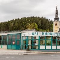 KFZ REPARATUR & KAROSSERIEWERKSTÄTTE   Richard HARREITER1