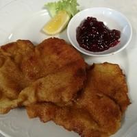 Wiener Schnitzel vom Donaulandschwein