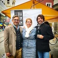 Laszlo Maleczky, Tenor mit Monika und Michael Jachs