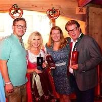 Marianne und Michael, Schlagersänger mit Monika und Michael Jachs