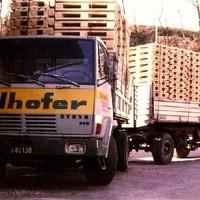 Alter Steyr LKW 1975