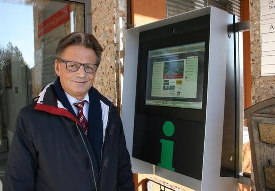 Gemeinde Schiefling am See mit Herrn Bürgermeister Happe