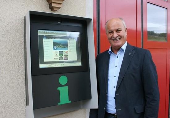 Gemeinde Techelsberg am Wörthersee mit Herrn Bürgermeister Kopan