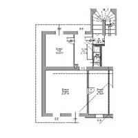 Wohnung mit ca. 71m² zuzüglich Garten in Zentrumsnähe